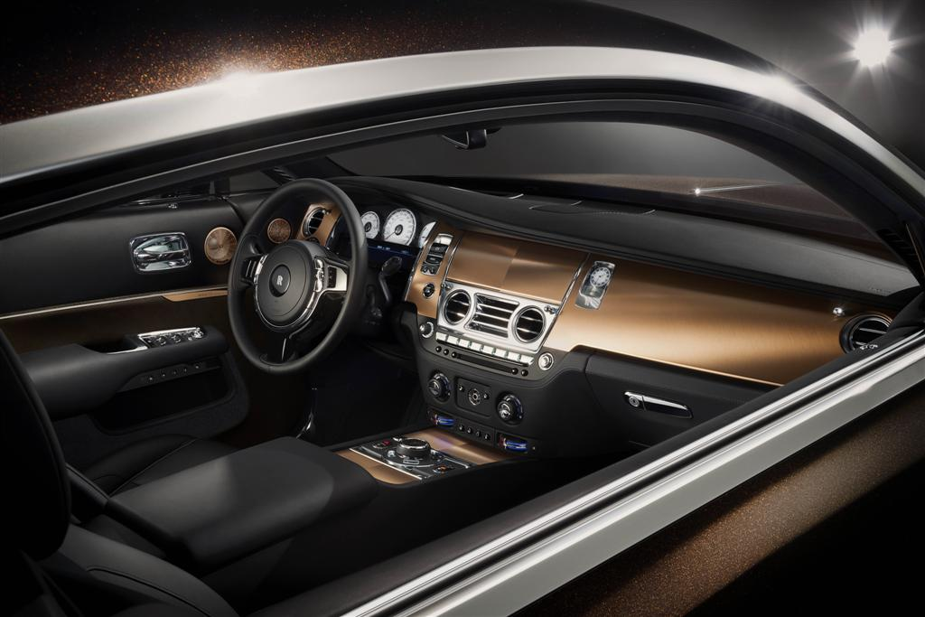 Rolls Royce Wraith - Inspired By Music - 2