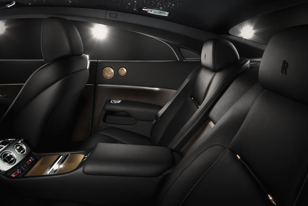 Rolls Royce Wraith - Inspired By Music - 6