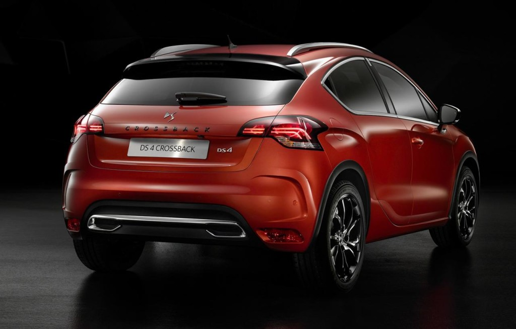 DS 4 Crossback 07