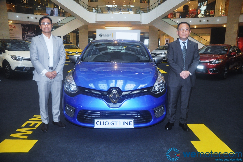Renault Clio GT Line Preview 01