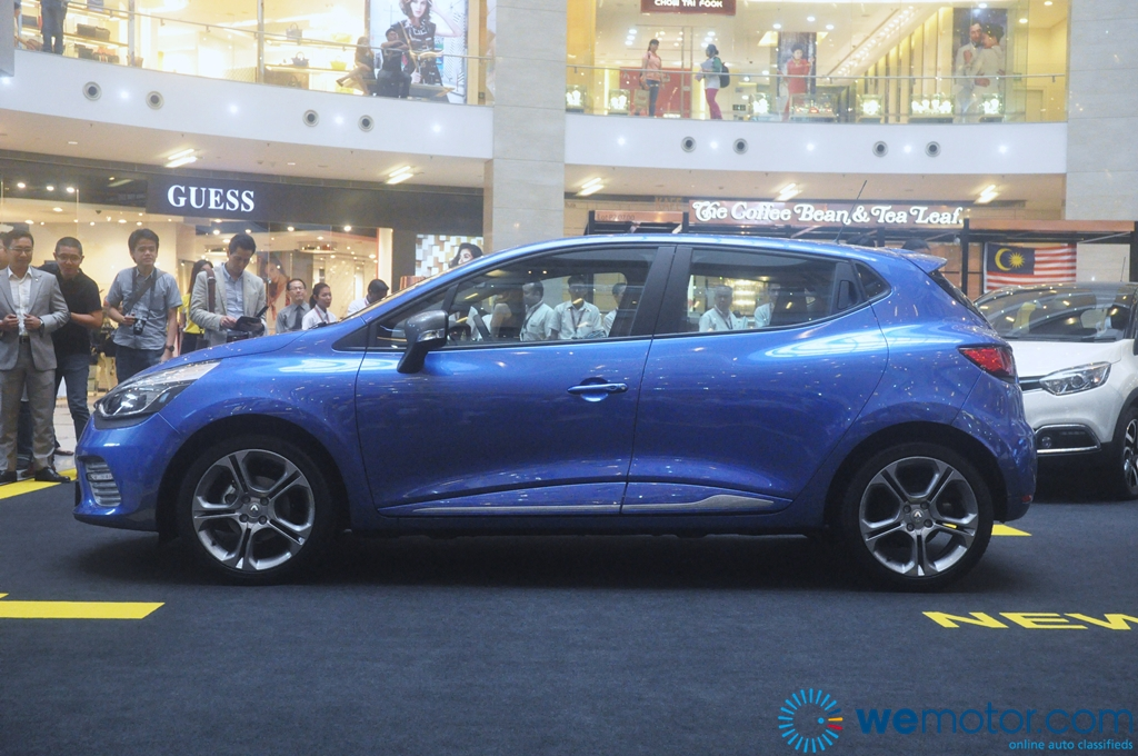 Renault Clio GT Line Preview 07