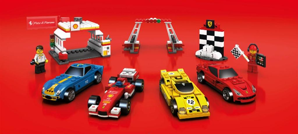 Shell V-Power Lego Collection Launch - 4