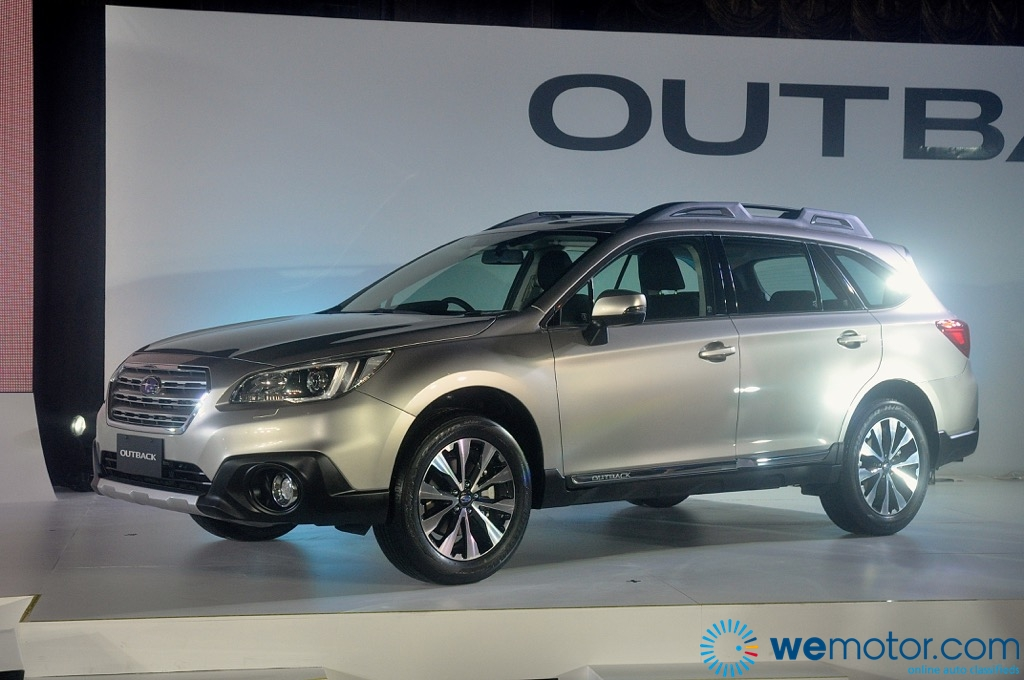 Subaru Outback Test Drive Review 01
