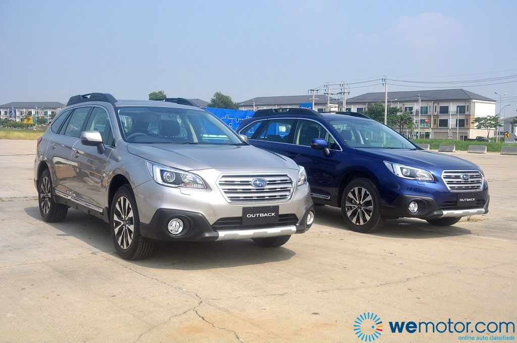 Subaru Outback Test Drive Review 03