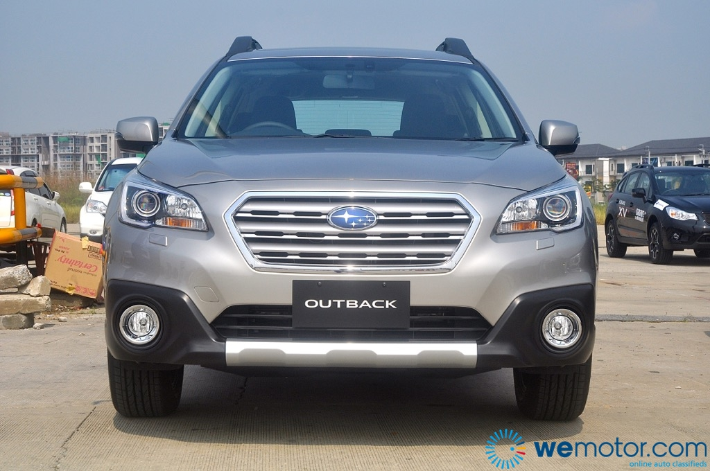 Subaru Outback Test Drive Review 04