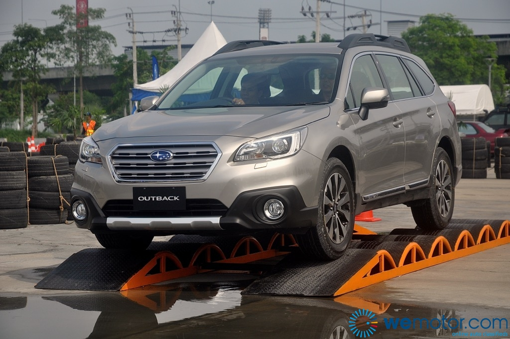Subaru Outback Test Drive Review 29