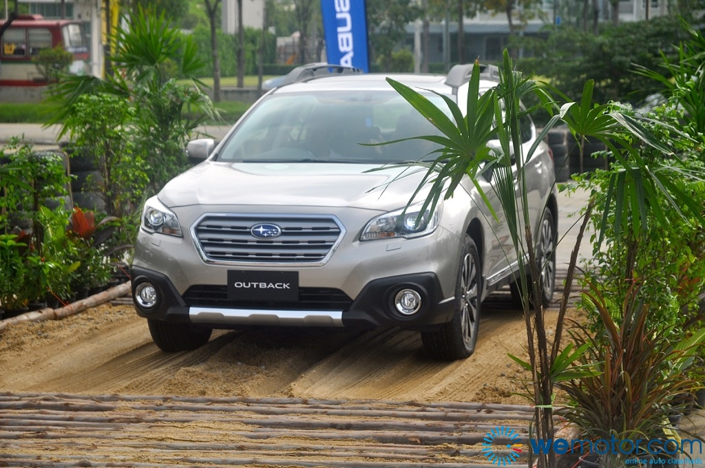 Subaru Outback Test Drive Review 41
