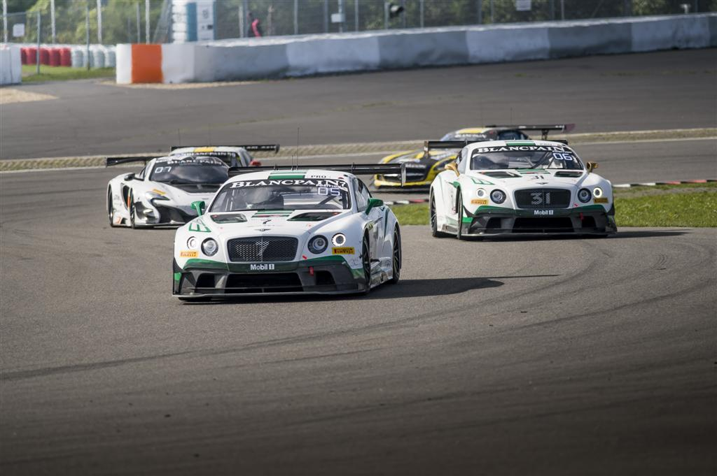 Bentley - Sepang 12 Hours - 1