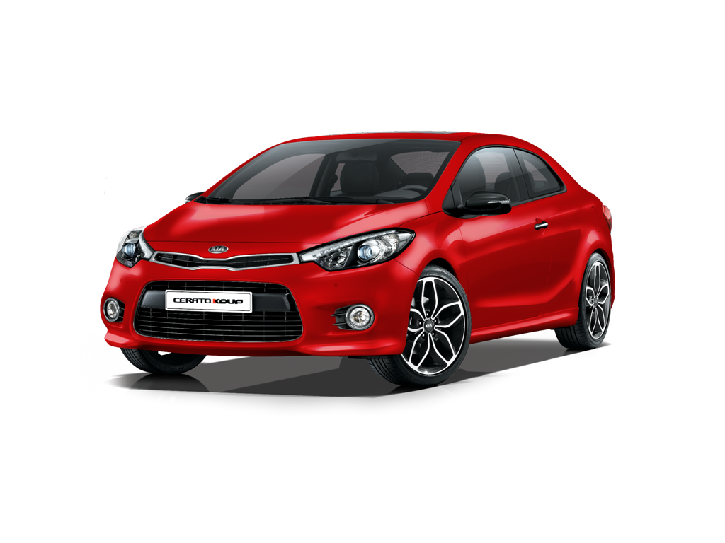 Kia Cerato Koup - File Photo - 2
