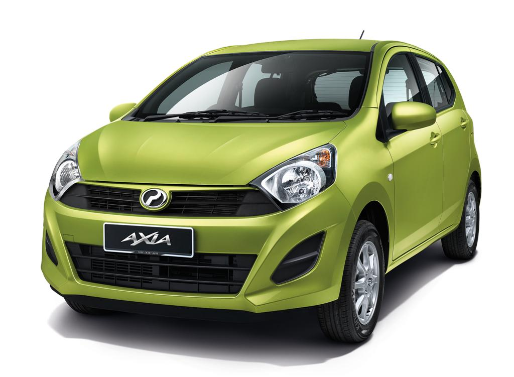 Perodua Axia G - ABS and Price Increase - File Photo - 1