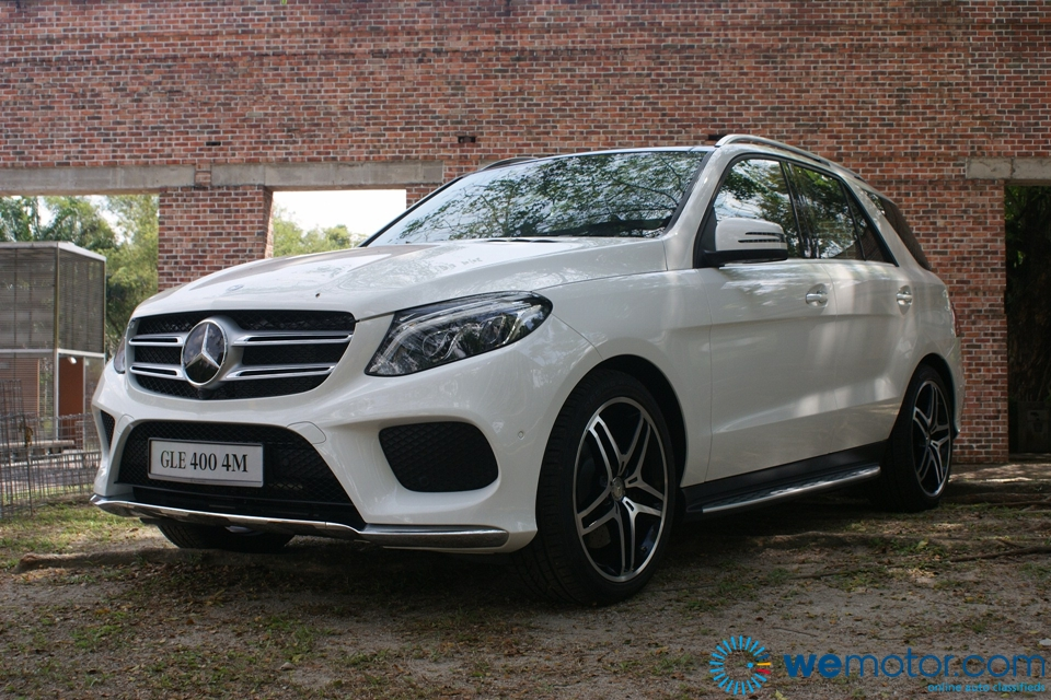 Launch 2016 mercedes benz glc gle gle coupe for Mercedes benz glc 400