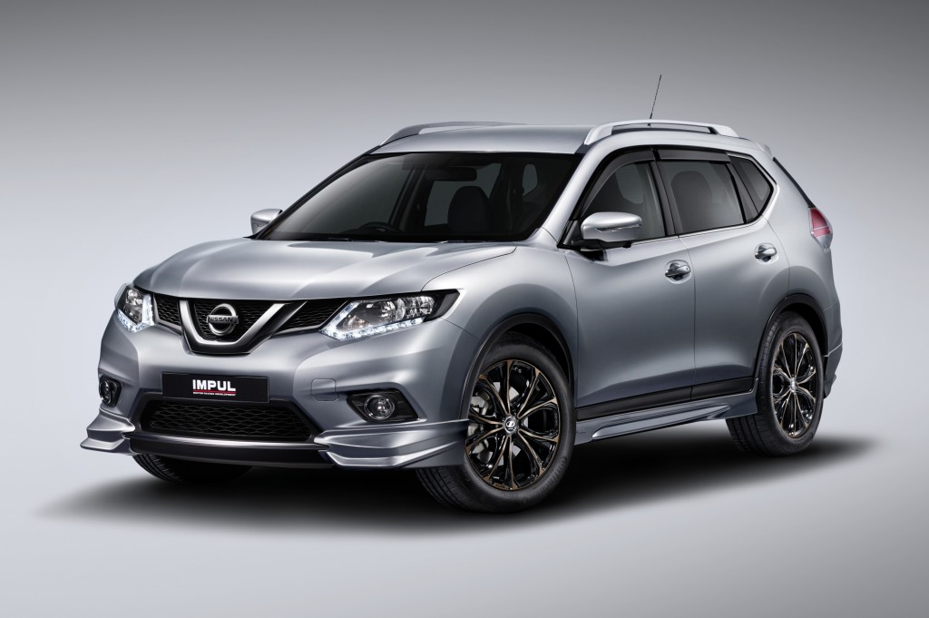 launch nissan x trail tuned by impul from rm149 715. Black Bedroom Furniture Sets. Home Design Ideas