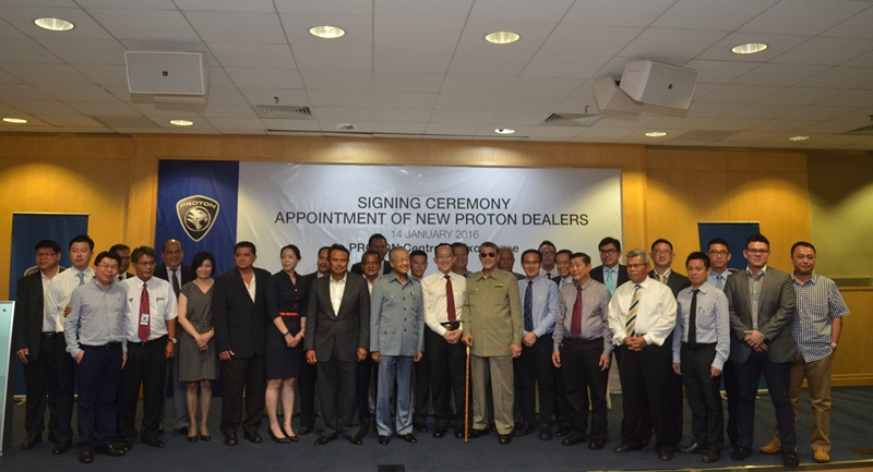 Proton-Suzuki Partnership