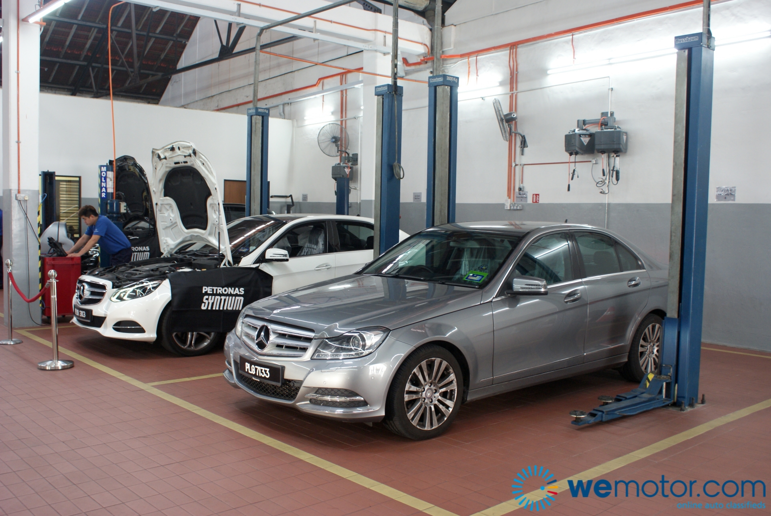 Mercedes Benz Cycle Carriage Bintang Georgetown Autohaus