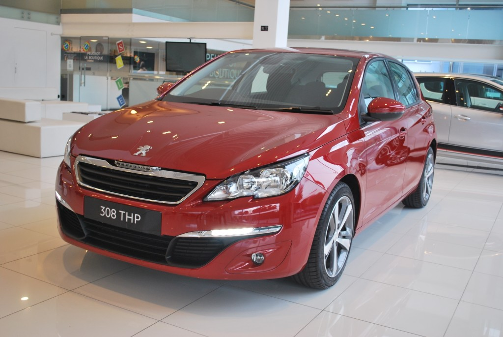 peugeot 308 thp active priced at rm119 888. Black Bedroom Furniture Sets. Home Design Ideas