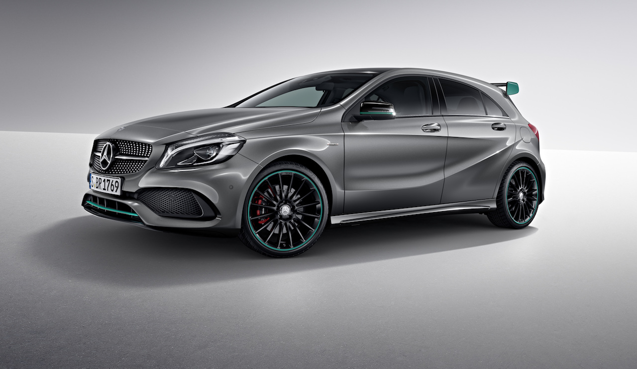 Mercedes Benz A 250 Motorsport Edition Now Available In