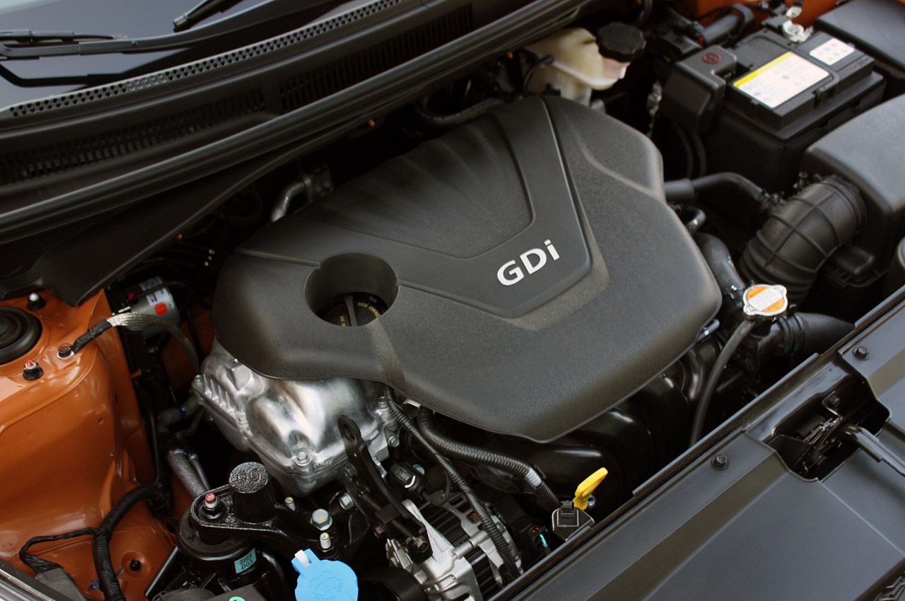 Hyundai Showcases 1 6 Turbo GDI and Euro6 R-2 0 Diesel Engines