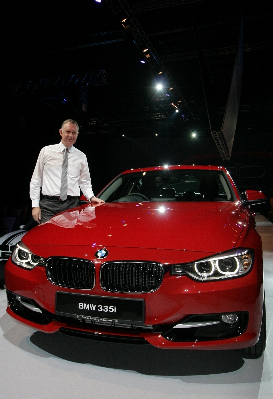 Bmw Group Malaysia Welcomes The All New Sixth Generation Bmw 3