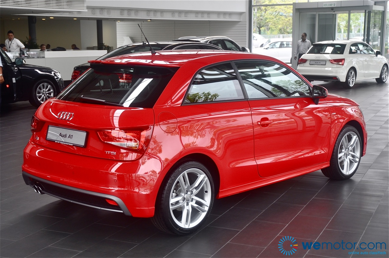 review the 2012 audi a1 s line. Black Bedroom Furniture Sets. Home Design Ideas