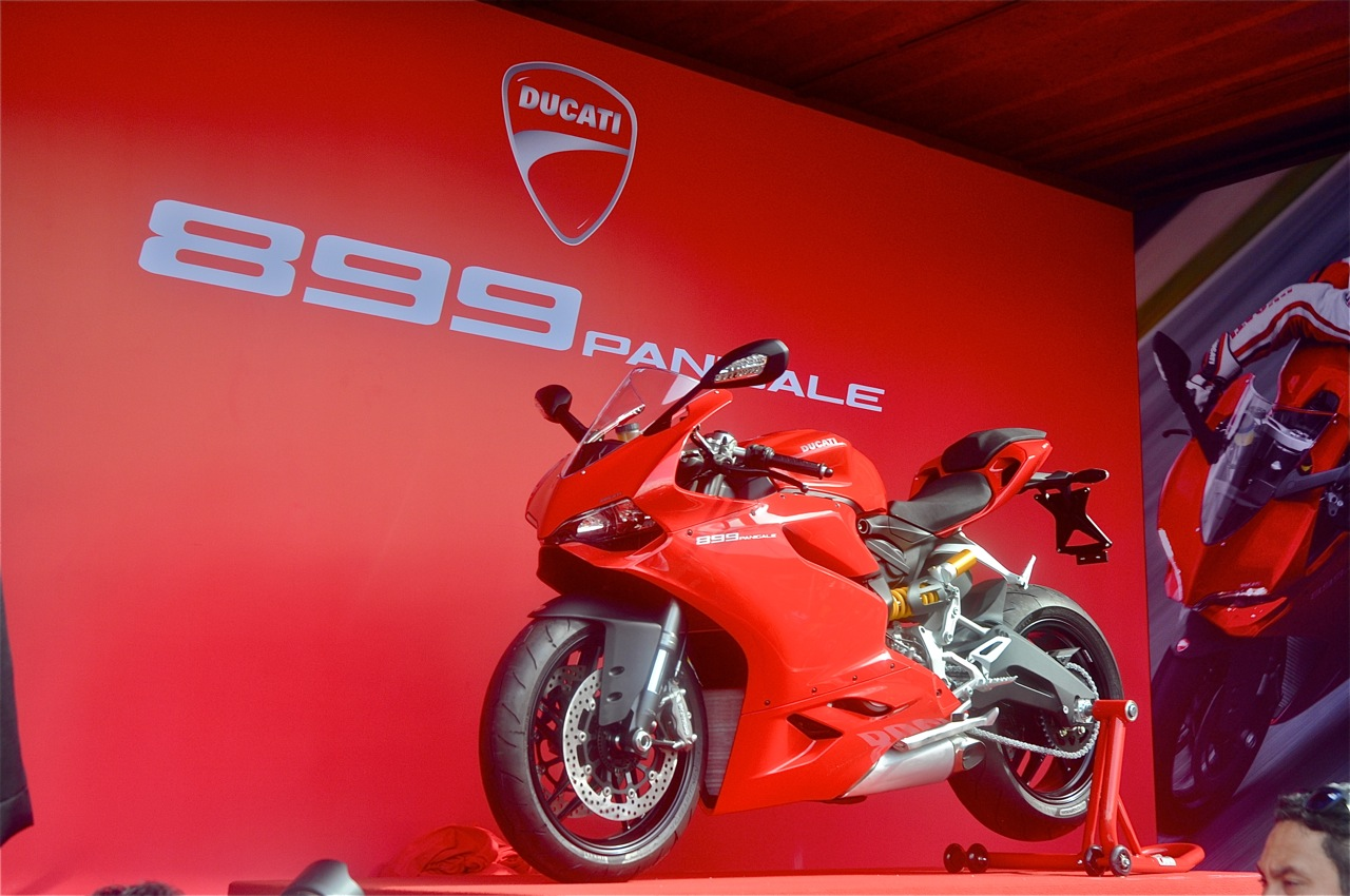 Launch New 2013 Ducati 899 Panigale Rm108 000 Base Price